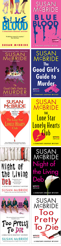 Susan McBride covers