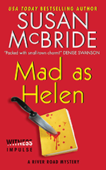 Mad As Helen by Susan McBride