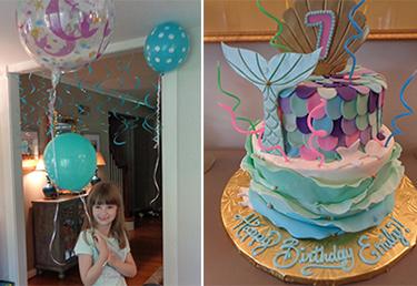 Emily turns 7